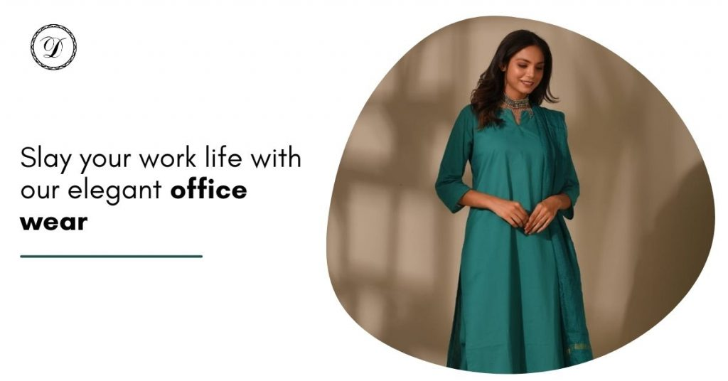 SLAY YOUR WORK LIFE WITH OUR ELEGANT OFFICE WEAR